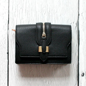 Box Style Clutch Bag - bags