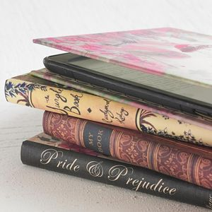 Kindle Cover Classic Book Style