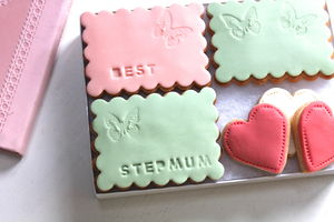Best Stepmum Cookie Gift Box