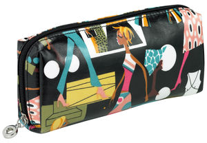 Girl About Town Cosmetic Bag - make-up bags