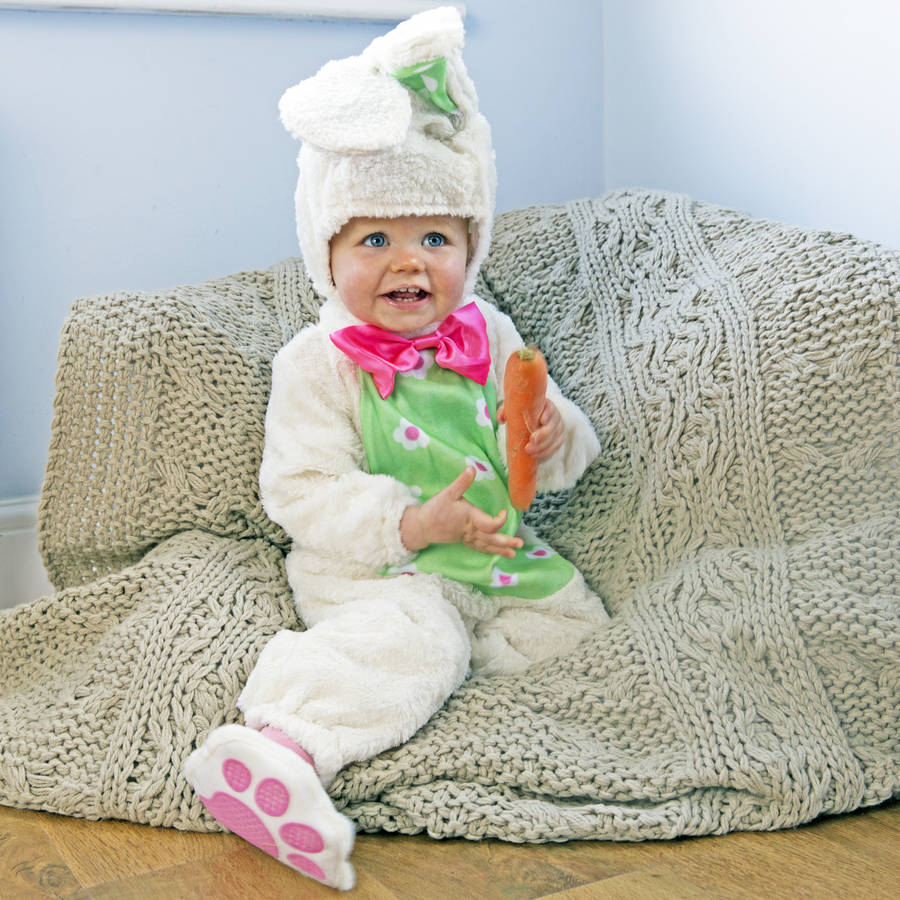 Baby's Rabbit Dress Up Costume