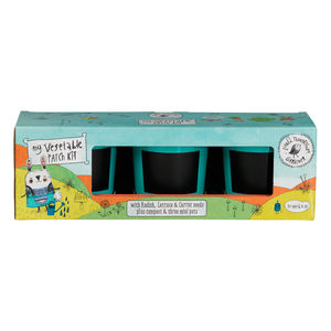Plant Pot And Seed Set - gardening