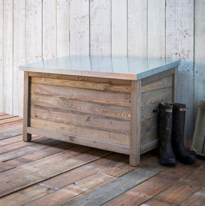 Large Outdoor Garden Storage Box