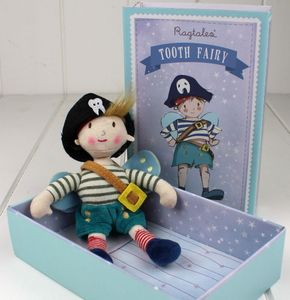 Tooth Fairy Pirate - under £25
