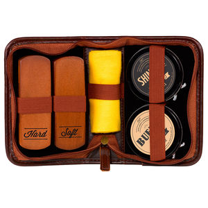 Shoe Shine Kit - shoes