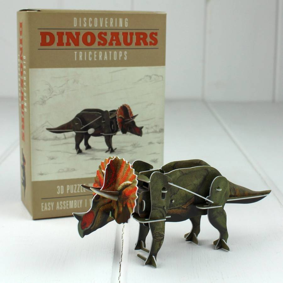 build your own wind up dinosaur by nest | notonthehighstreet.com