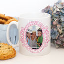 Personalised 'Mummy' Frame Mug
