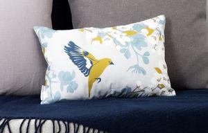 Greenfinch Cushion