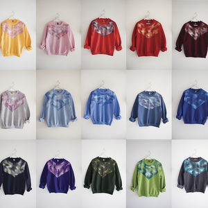 Hand Painted Galaxy Sweater 12 Colours Available
