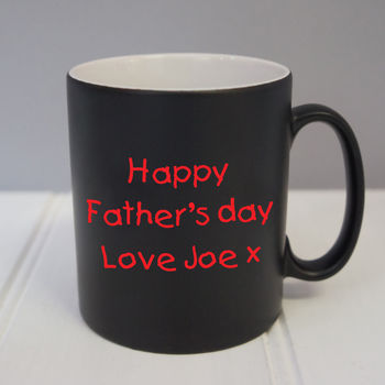 Personalised Dad's Mug