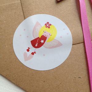 Fairy Stickers - weddings