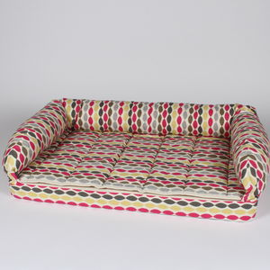 Memory Foam Lounger Dog Bed