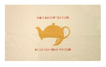 Tea Club Tea Towel