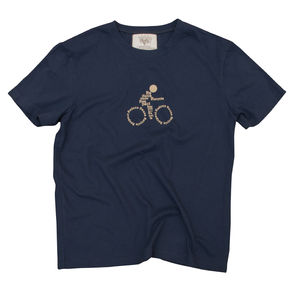 Boys Bike Graphic Lounge Top - gifts for children
