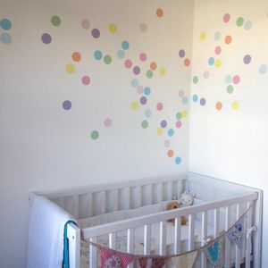 Spring Spots Wall Stickers