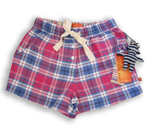 Purley Girls Teenage Lounge Shorts