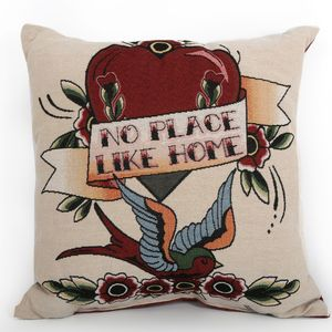 Tattoo Design Cushion