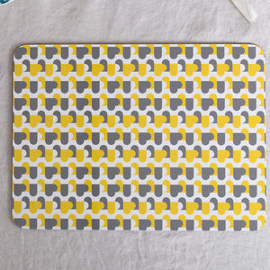 Upside Down Heart Placemats - shop by price