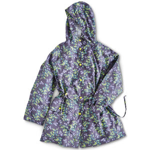Sweet Nothings Raincoat - women's fashion