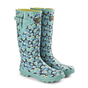 Go Your Own Way Wellington Boots - shoes