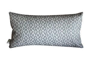 Slate Aztec 25 X 50 Cushion - cushions