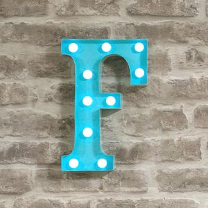 L.E.D Circus Letter Lights - home accessories