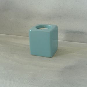 Turquoise Tealight Holder