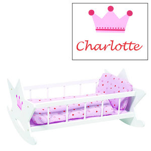 Princess Doll's Cradle