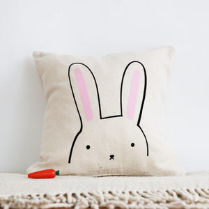 Easter Bunny Cushion - easter home