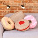 Celebration biscuit cushions