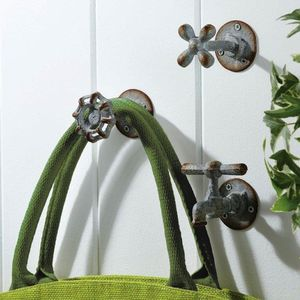 Vintage Tap Wall Hook - bedroom
