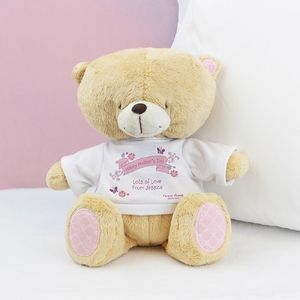 Adorable Personalised Forever Friends Teddy For Mums