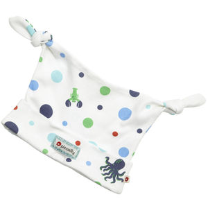 Blue Sealife Baby Hat - babies' hats