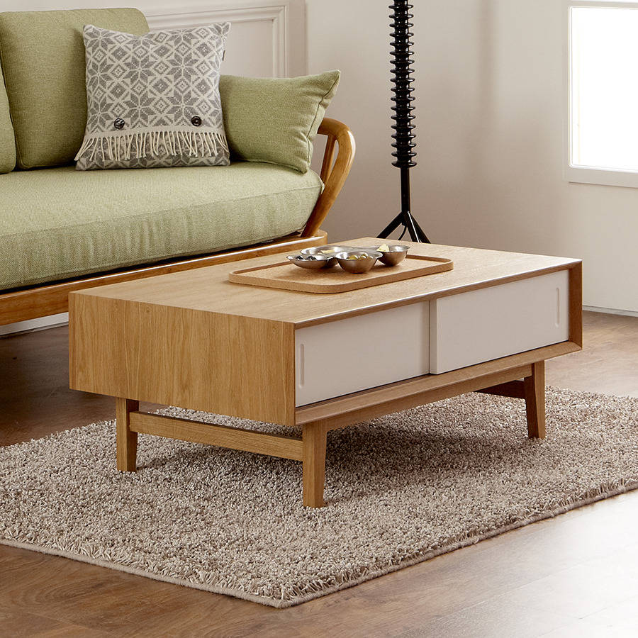 Porter Coffee Table By Bluesuntree