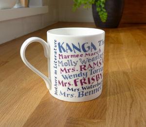 Mothers In Literature Mug