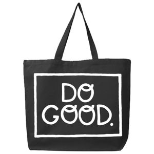 'Do Good' Organic Cotton Tote Bag