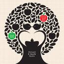 Personalised Family Tree Love Birds Print