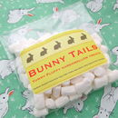 Easter Bunny Tails Marshmallow Treat