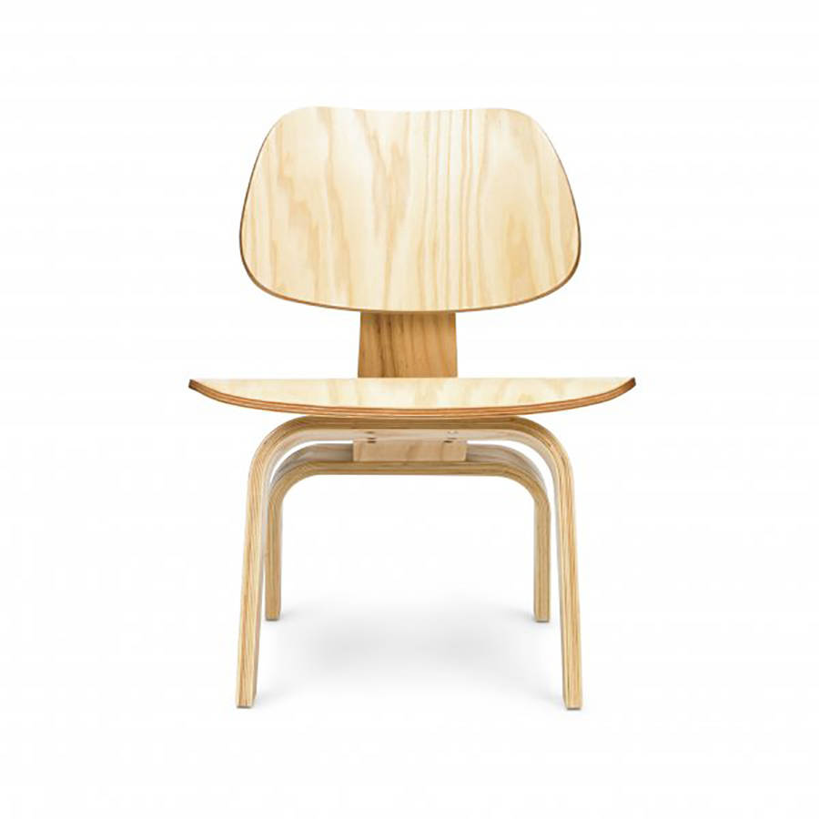 natural wood dining chair by ciel