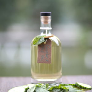 Cucumber And Mint Gin - christmas parties & entertaining