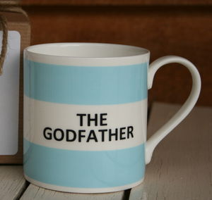 'The Godfather' Fine Bone China Mug