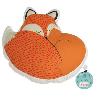 Sleeping Fox Cushion - cushions