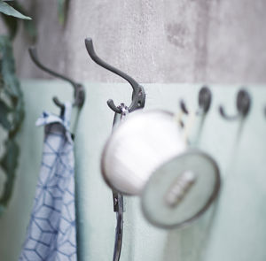 Metal Wall / Utility Hook - baby's room