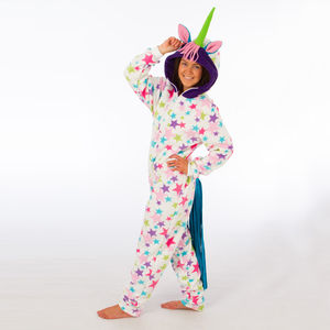 Unicorn Onesie - fancy dress