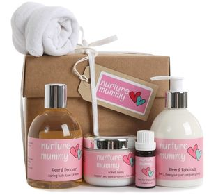 Post Natal Pamper - massage & aromatherapy
