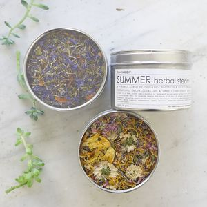 Organic Herbal Facial Steam