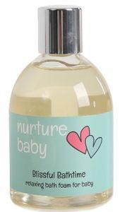 Blissful Baby Bathtime - baby's room