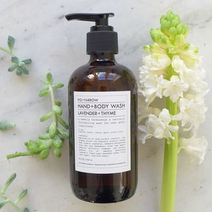 Organic Hand Made Hand And Body Wash - health & beauty sale