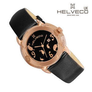 Flora Rose Gold Ip Ladies Watch - watches
