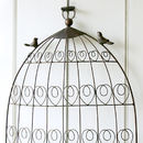 Birdcage Card Or Table Plan Holder